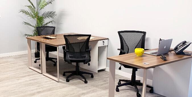 Breakdown-Designated Desk