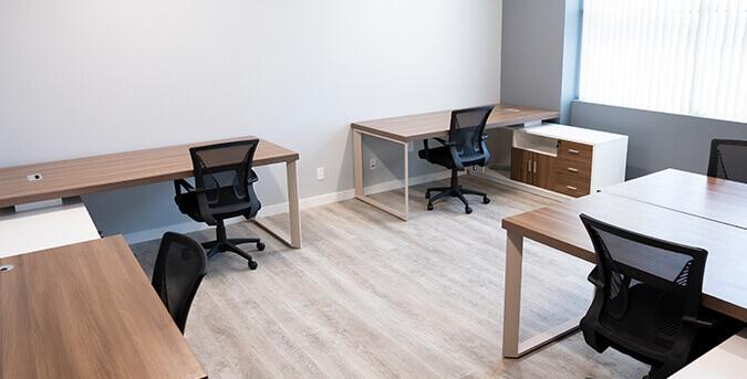 Breakdown-Private Office