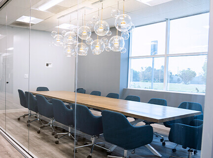 Business Services-Conference Rooms