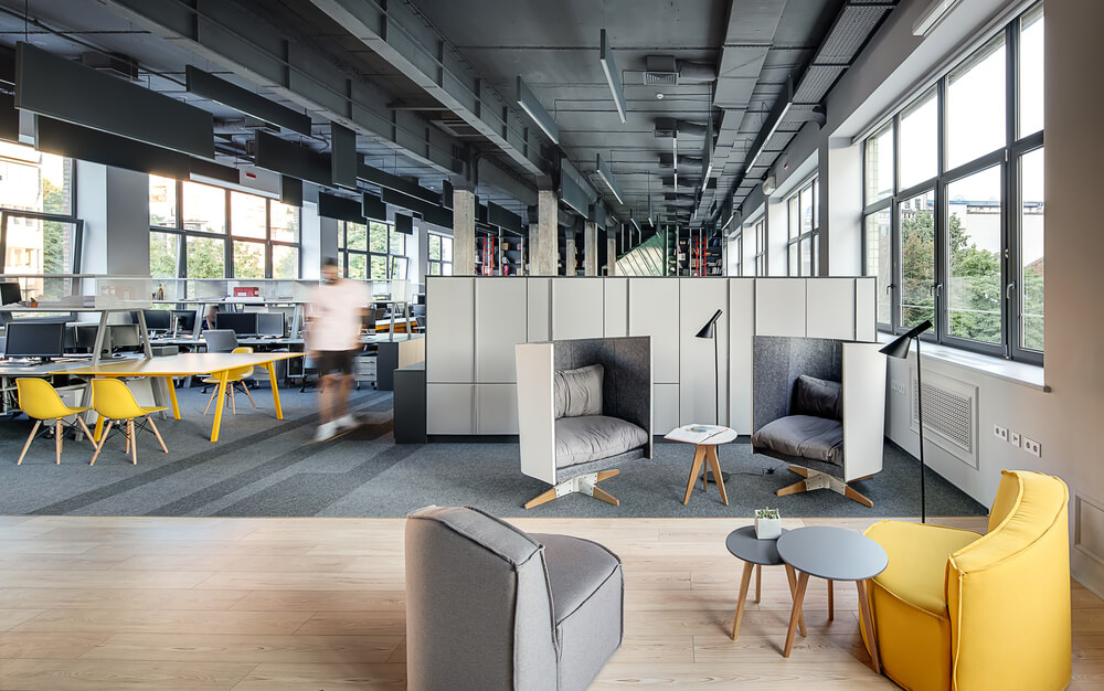 Coworking space to rent near me