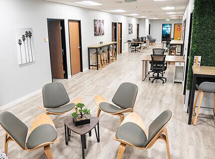 Circle Hub Workspaces-Hot Spot