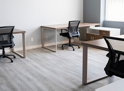 Circle Hub Workspaces-Private Office
