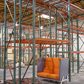 Warehouse Space (Northridge only)